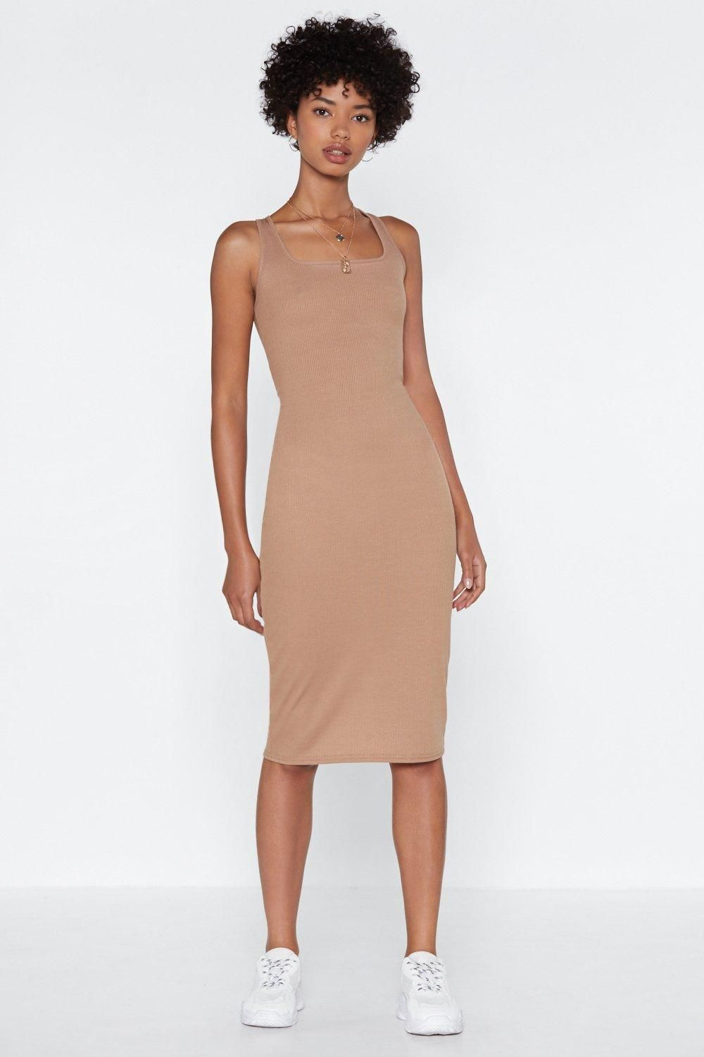 The Tight Like That Dress features a fitted 52df95ed5c03