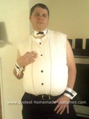 Coolest Chris Farley Chippendale Costume | Jeff's | Costumes