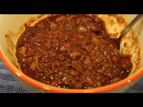 2 Chili Worlds Best Home Made Beef Chili Recipe Cheryls Home Cooking Episode 596 Youtube Best Chicken Soup Recipe Chili Recipes Beef Recipes