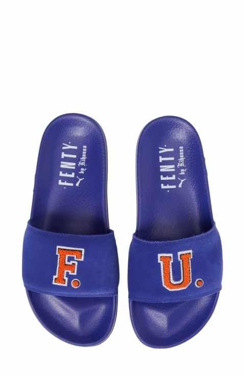 online retailer 45caf 4c996 FENTY PUMA by Rihanna Lead Cat Slide Sandals (Women)   Style