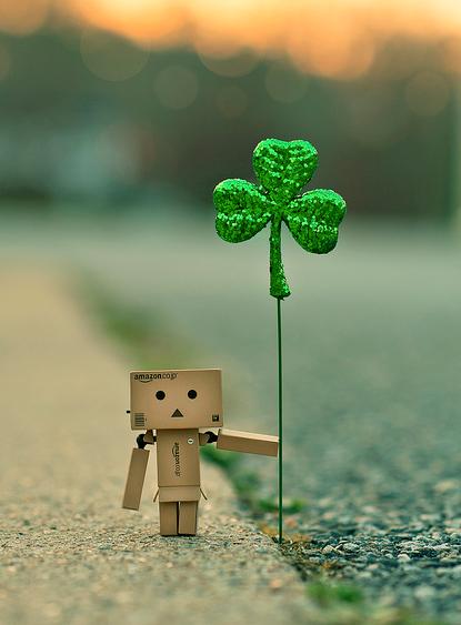 Danbo celebrates St. Patrick's Day 블랙잭카지노카지노게임엔젤카지노✣ ✣  JPJP7.COM ✣ ✣ 카지노사이트카지노게임사이트