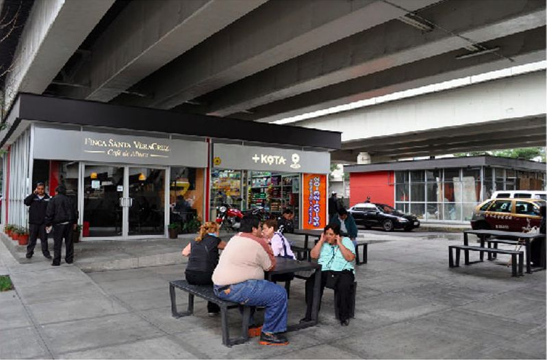 Mexico Citys Bajo Puentes Program Turns Vacant Lots Under Freeways into Prized Public Spaces  Mexico Citys Bajo Puentes Program Turns Vacant Lots Under Freeways into Priz...
