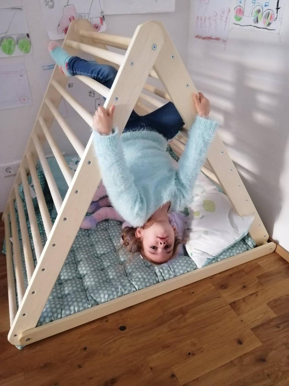 Climbing Triangle Pikler Dreieck Baby Climber Climbing Ladder