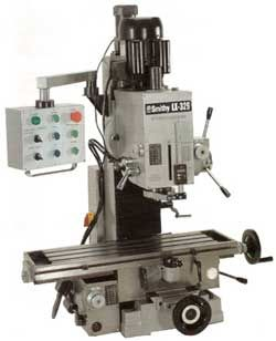 Smithy Lx 329 Bench Top Mini Milling Machine Weighs 781