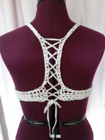 Assman, this crochet bikini tutorial both can