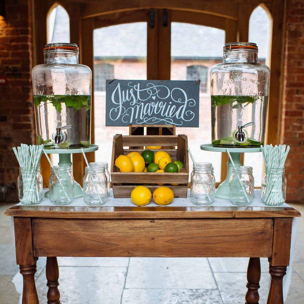 Glass drinks dispenser with tap cm nantucket nantucket wedding