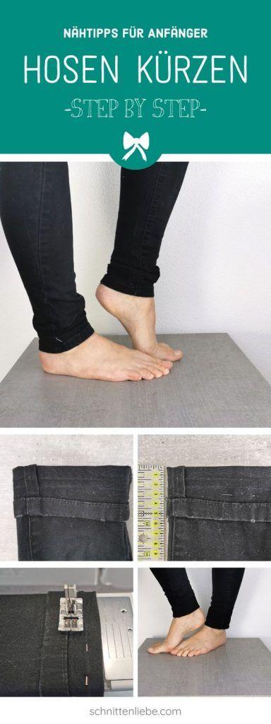 Photo of Hose kürzen für Anfänger: zwei einfache Varianten
