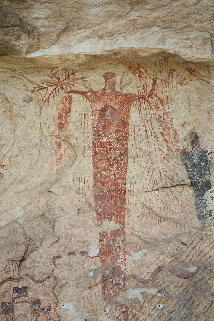 Aboriginal Rock Art | Ancient Cave Paintings, Kakadu - YouTube  |Ancient Rock Cave Drawings