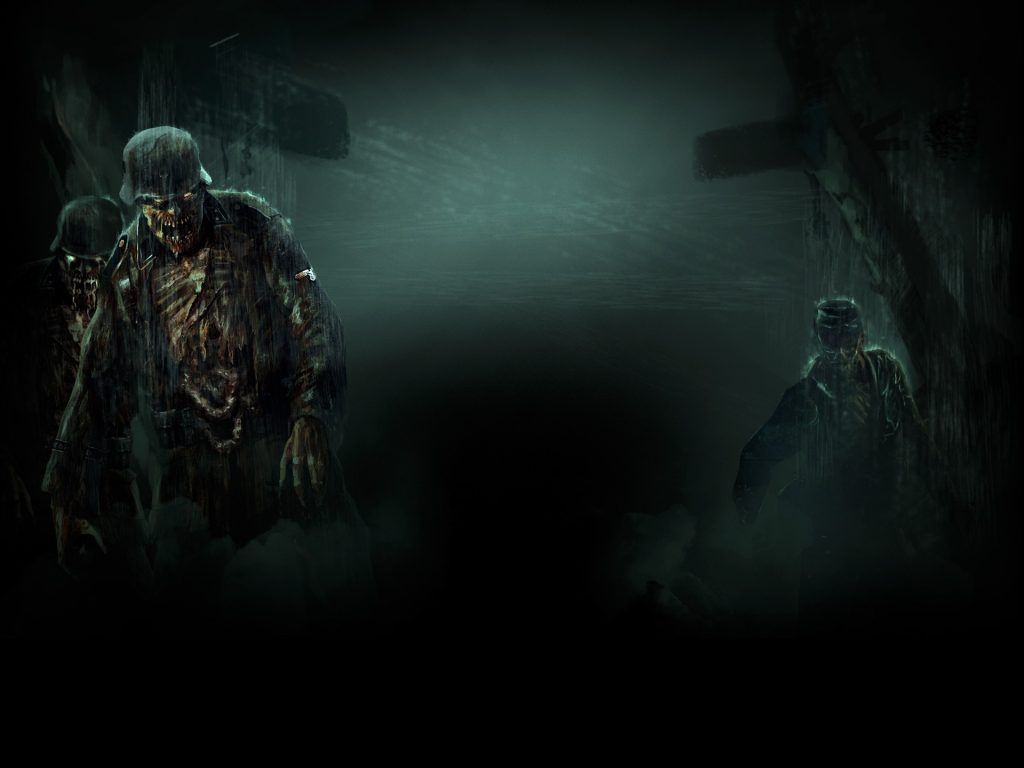 Zombie Background 62 Quality Graphics Desktop Wallpapers