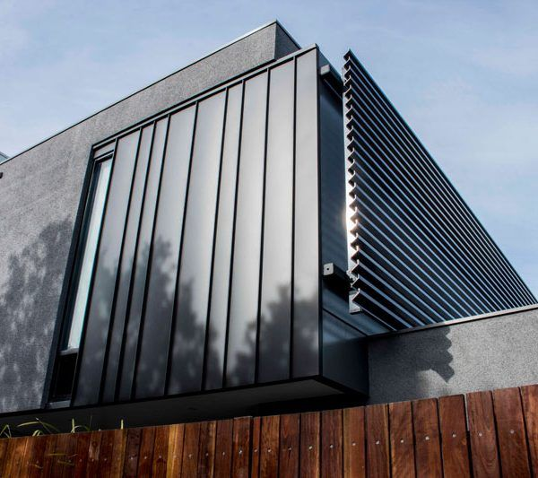 Home Metal Cladding Systems Architecture Pinterest Cladding - new blueprint architects pty ltd