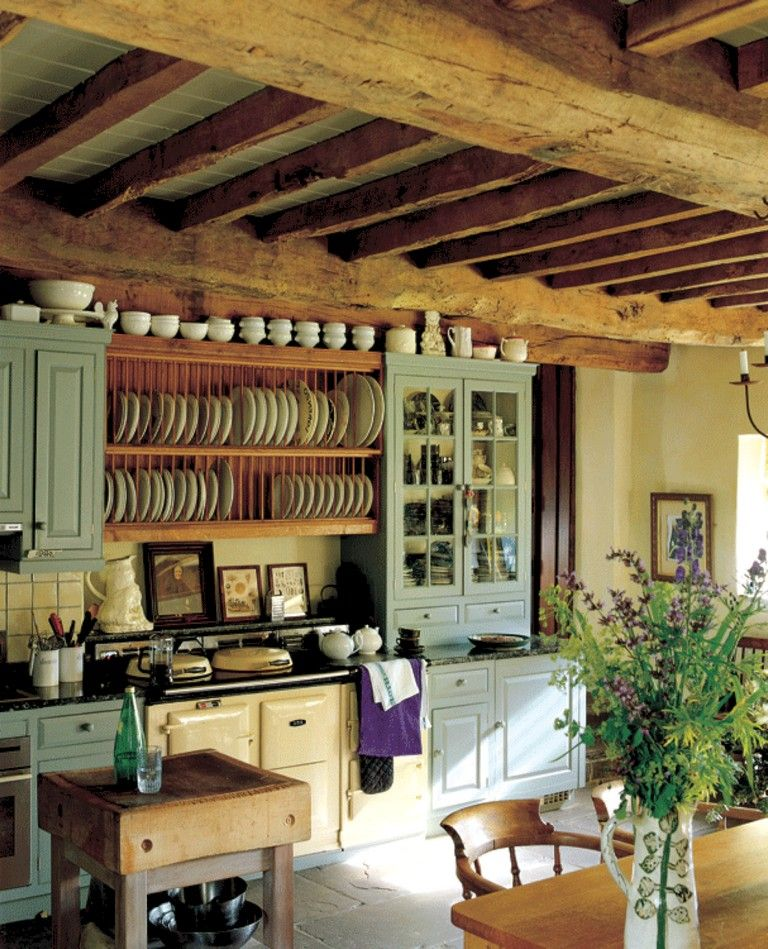 Creative Ideas For Kitchen Cabinets: 35 Creative Farmhouse Kitchen Storage Organizing Ideas