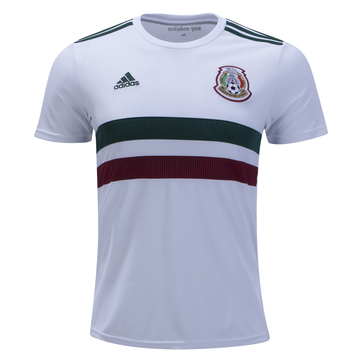 adidas Mexico Away Jersey 2018-l | Mexico away jersey, Soccer ...