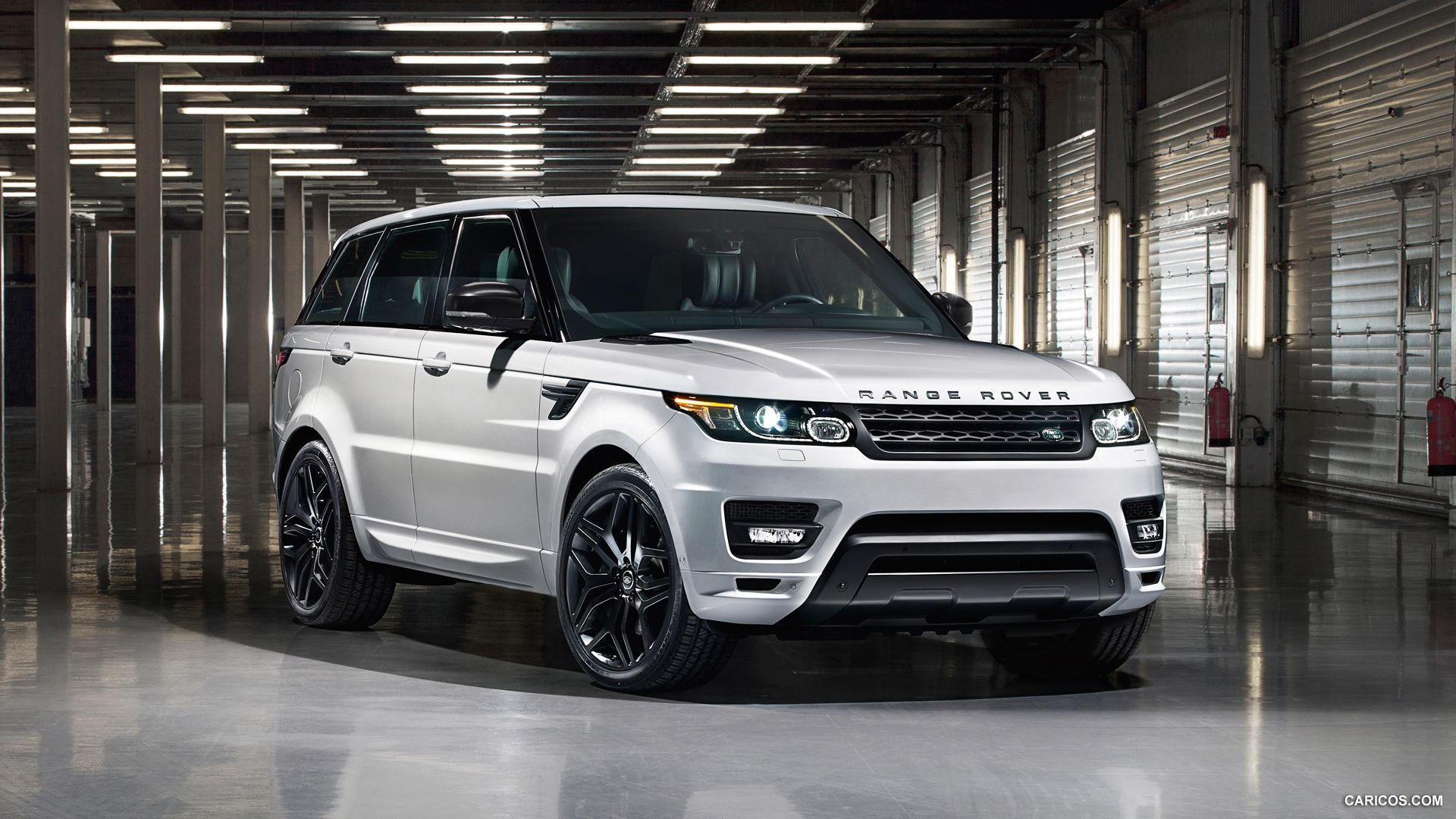 2015 land rover range rover sport stealth pack to debut at goodwood festival of speed to be offered in july 2014 autoweek