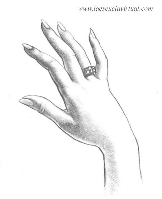 Como Dibujar Las Manos Pasrte 2 Curso Gratis Cursillo Online How To Draw Children Baby Hands Drawing Draw Como Dibujar Manos Manos Dibujo Manos Dibujo A Lapiz