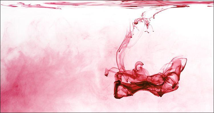 Resultado de imagen de red ink in water