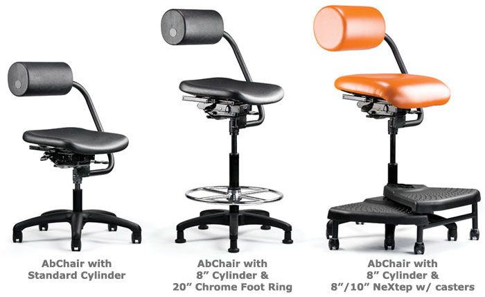 neutral posture chair stackable church chairs the abchair is offered with multiple footring types
