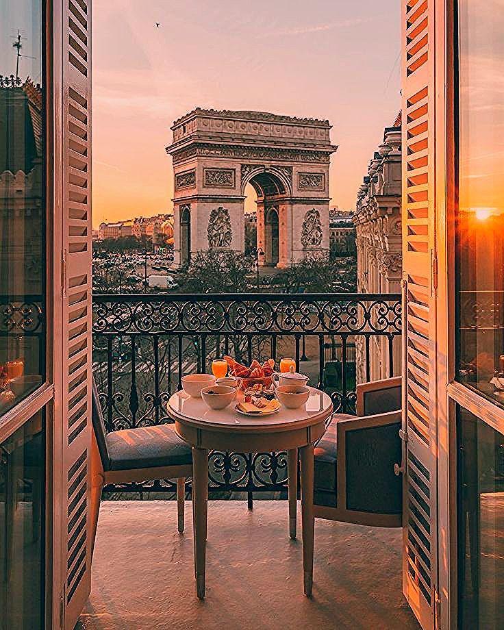 Photo of Visit To Paris