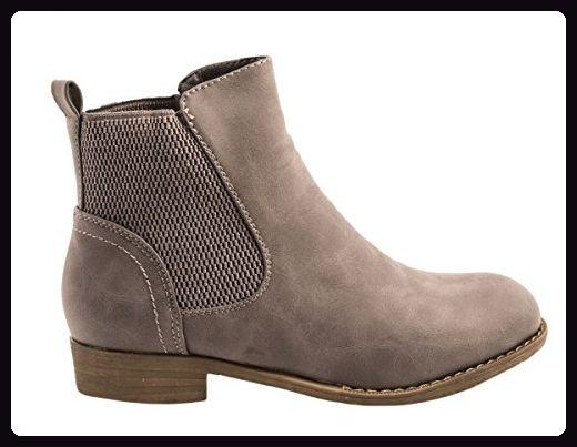 3ef86bfaeddc42 Elara Damen Chelsea Boots