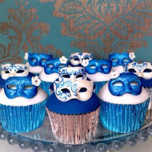 Masquerade Cake Ideas