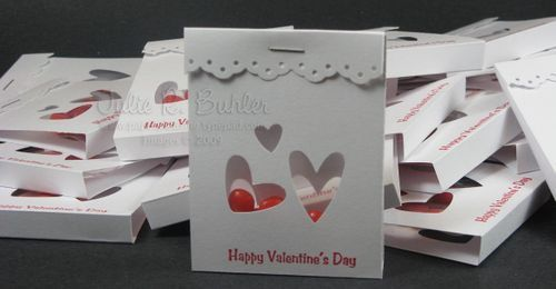 Valentine's Matchbook Treat Holders