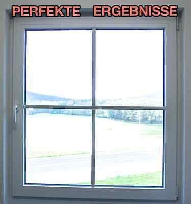 Sprosse Fenstersprosse Sprossenkreuz Selbstklebend Weiss Fur Kunststofffenster A Ebay Fenster Kunststoff Weiss