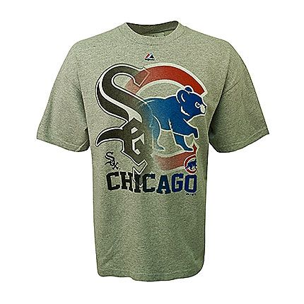 Chicago Cubs White Sox House Divided Onesie Jersey Custom Any Teams