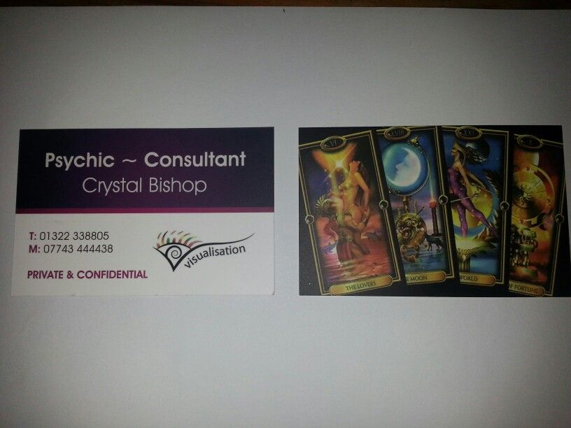 My new business cards . ... | PSYCHIC CONSULTANT AGONY AUNT TIME TO ...