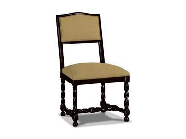 Captivating Drexel Heritage Dining Room Barley Side Chair 240 753   Douds Furniture    Plumville,