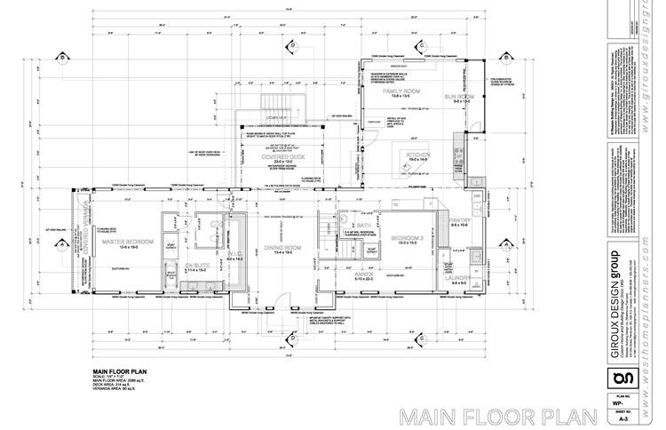 Example Of A Main Floor Plan To Be Submitted For Site Plan Drawings How To Plan House Plans Site Plans