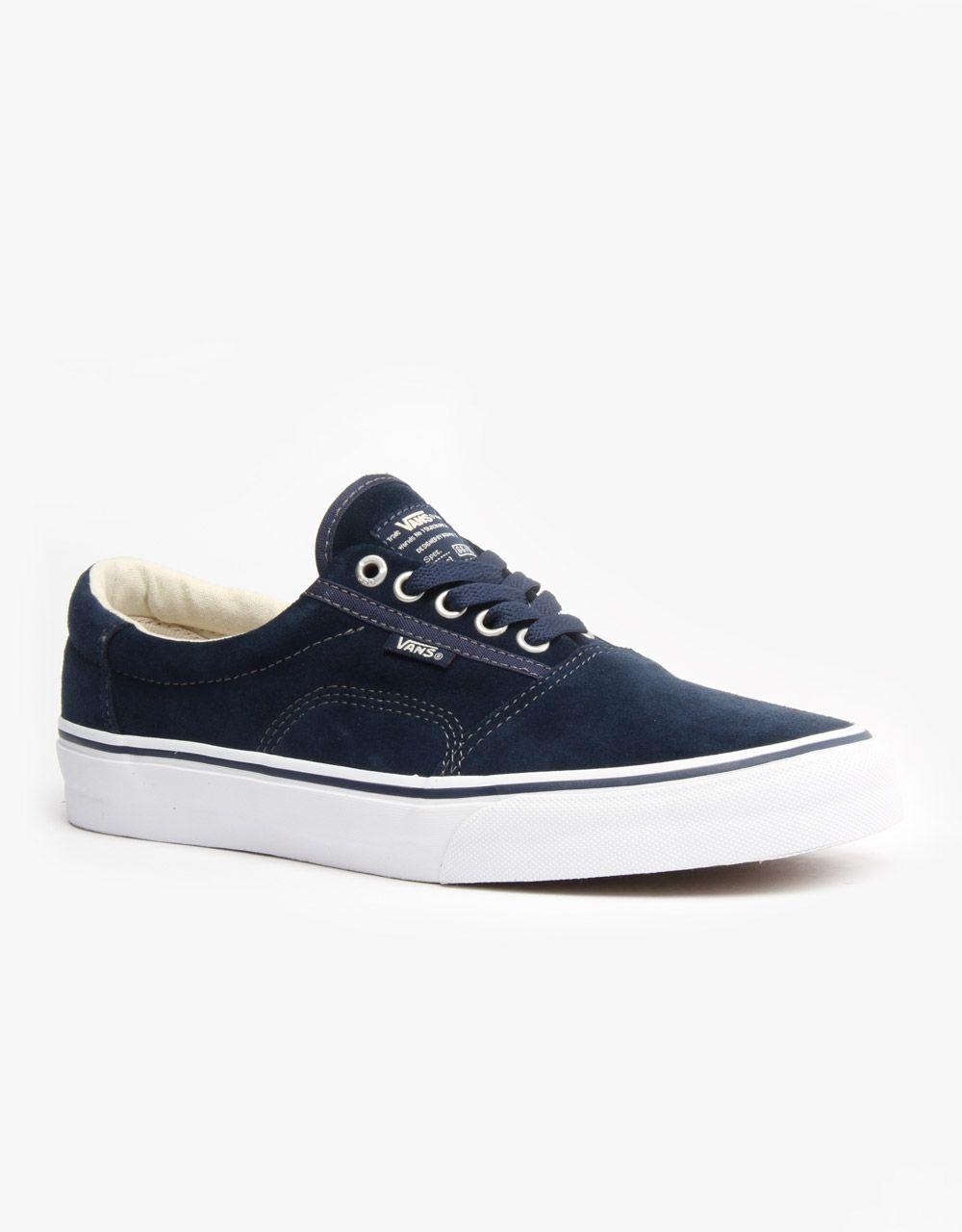 b928a25689 Vans Rowley Solos Pro Skate Shoes - Dress Blue