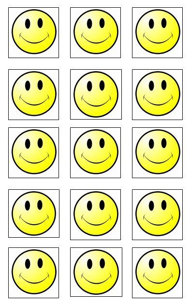 Reward Chart Smiley Faces Teaching Resources Reward Chart Smiley Behavior Chart Preschool