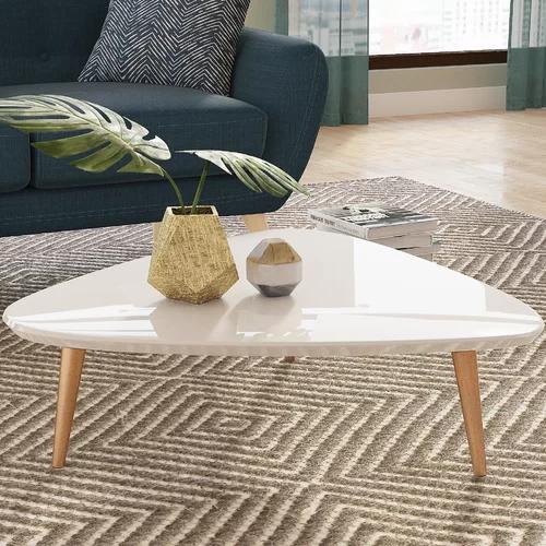 Arianna Coffee Table With Splayed Legs Com Imagens Ideias Para