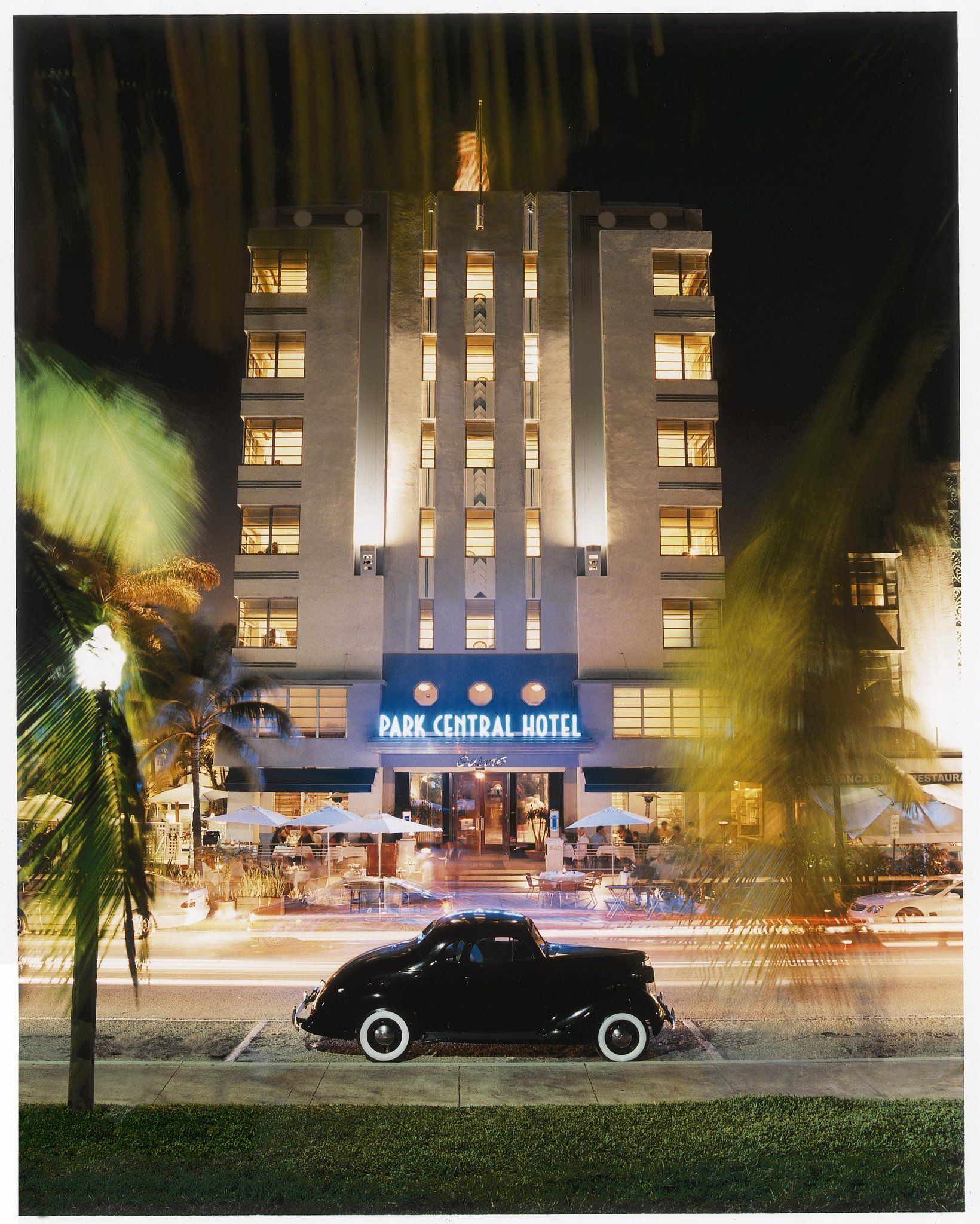 The Park Central Hotel Miami Beach Florida A Wedding Venue Www Partyista