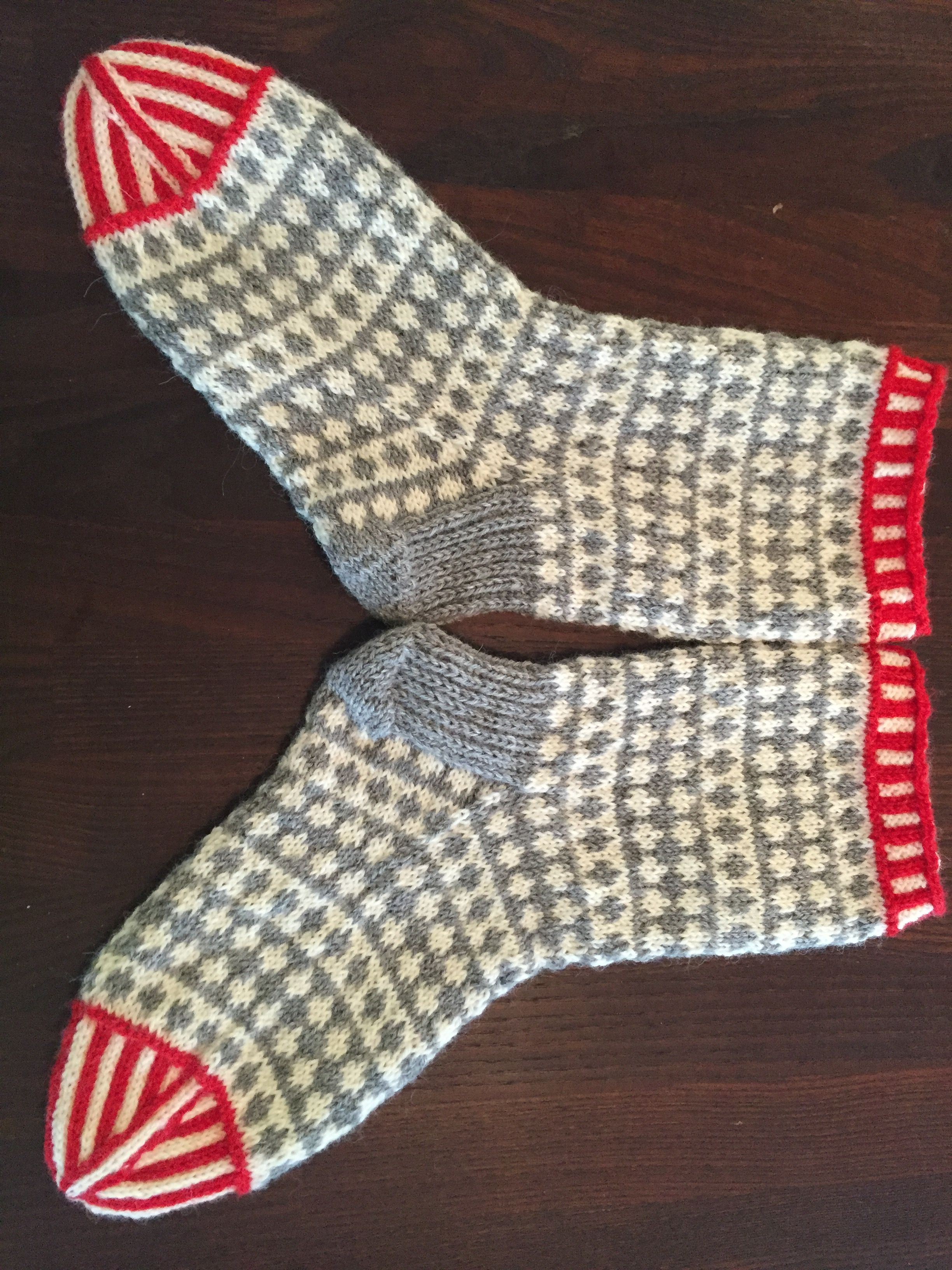 Pin by Bulldog Daddy on Knit 1 Purl 2 | Pinterest | Socks, Knit ...