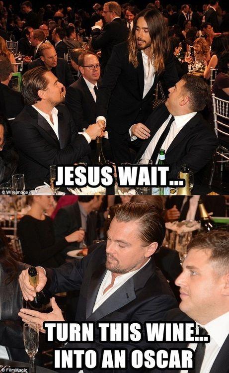 Jesus Leto, wait