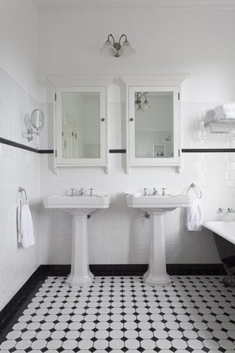17 Best images about Gäst WC on Pinterest | Art deco bathroom ...