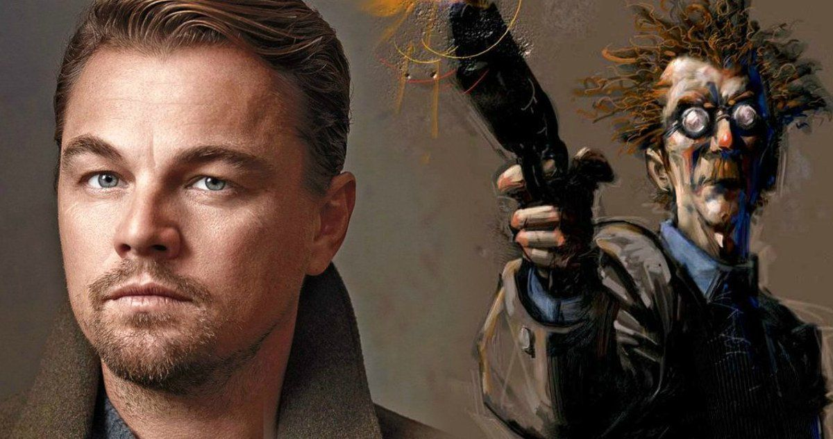Twitch in 'Spawn' Reboot Is Inspired by Leonardo DiCaprio