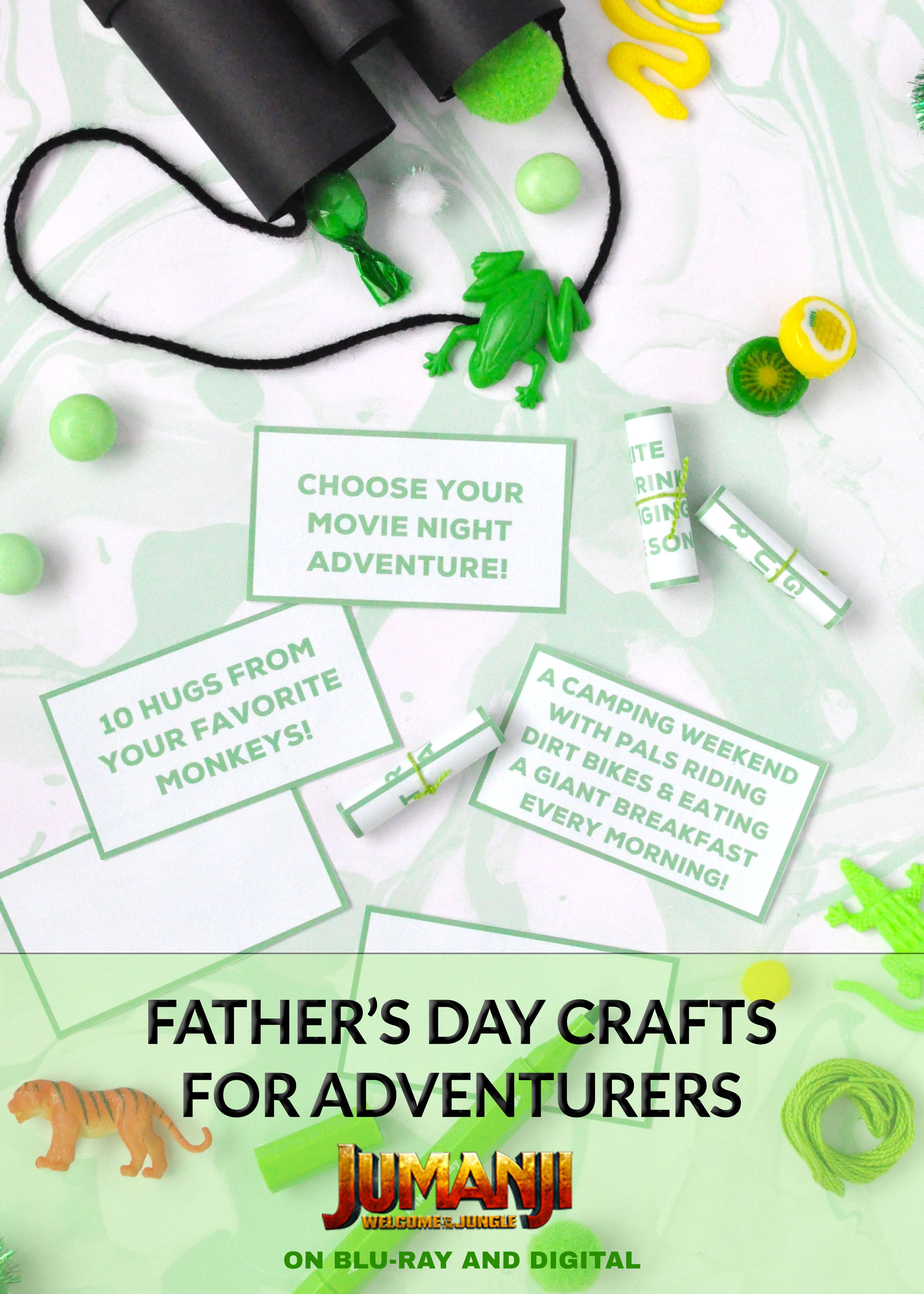 This Fathers Day, Treat Dad To Some Diy Gift Coupons,