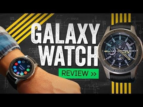 Samsung Galaxy Watch (42mm) Smartwatch (Bluetooth) Android