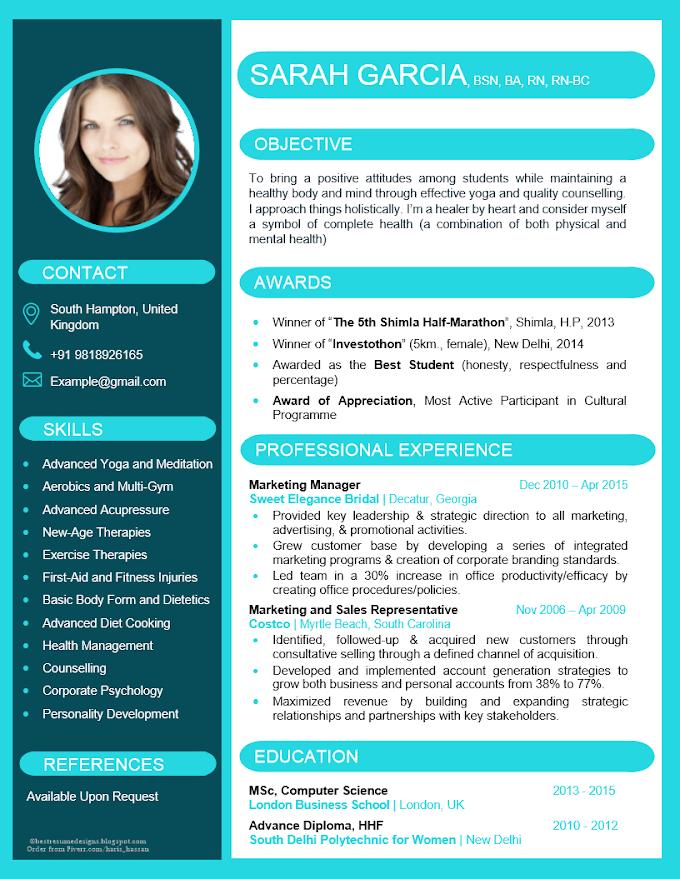 Resume Design Resume Design Microsoft Word Resume Template Cv Design