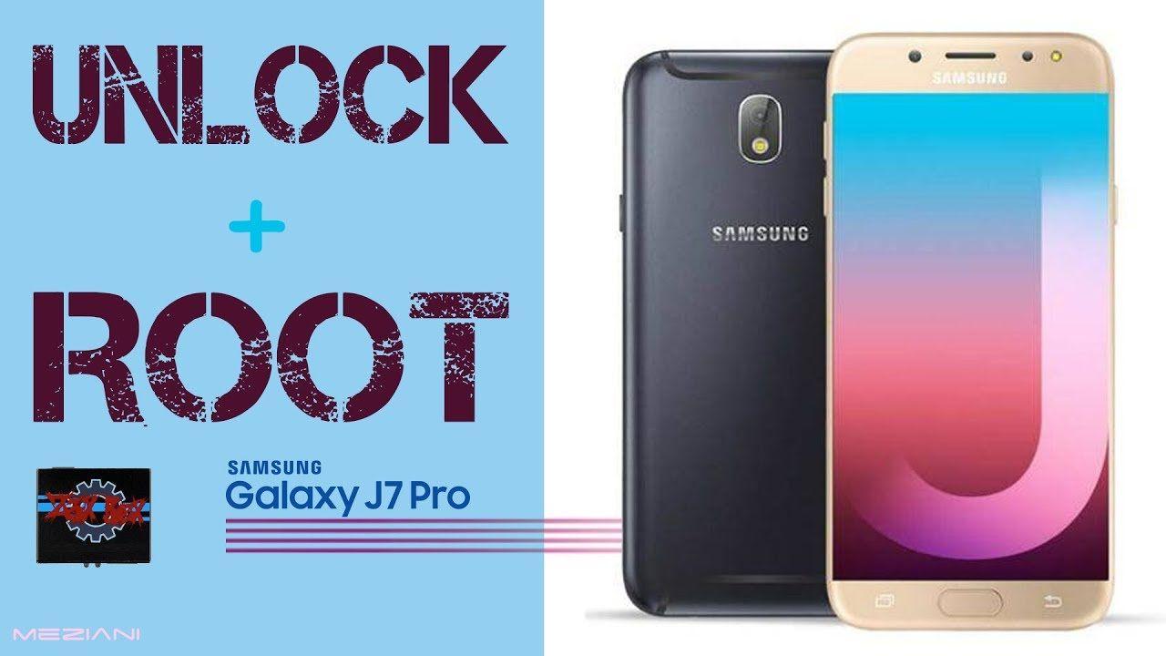 Unlock, Root SAMSUNG J7 PRO SM-J730F By Z3X Andoid 7 0