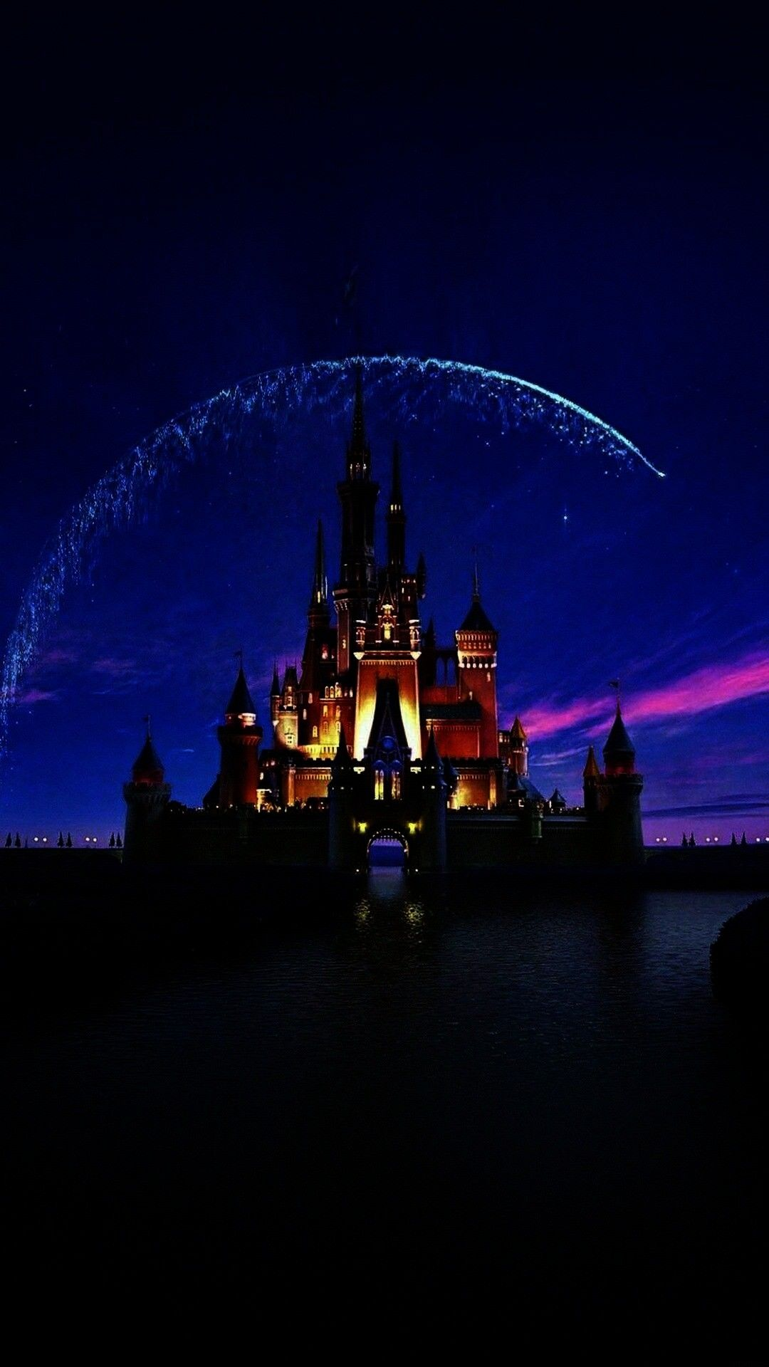 that thing was that goes above the palace Tinker Bell Or some sort of fai I always wondered what that thing was that goes above the palace Tinker Bell Or some sort of fai...