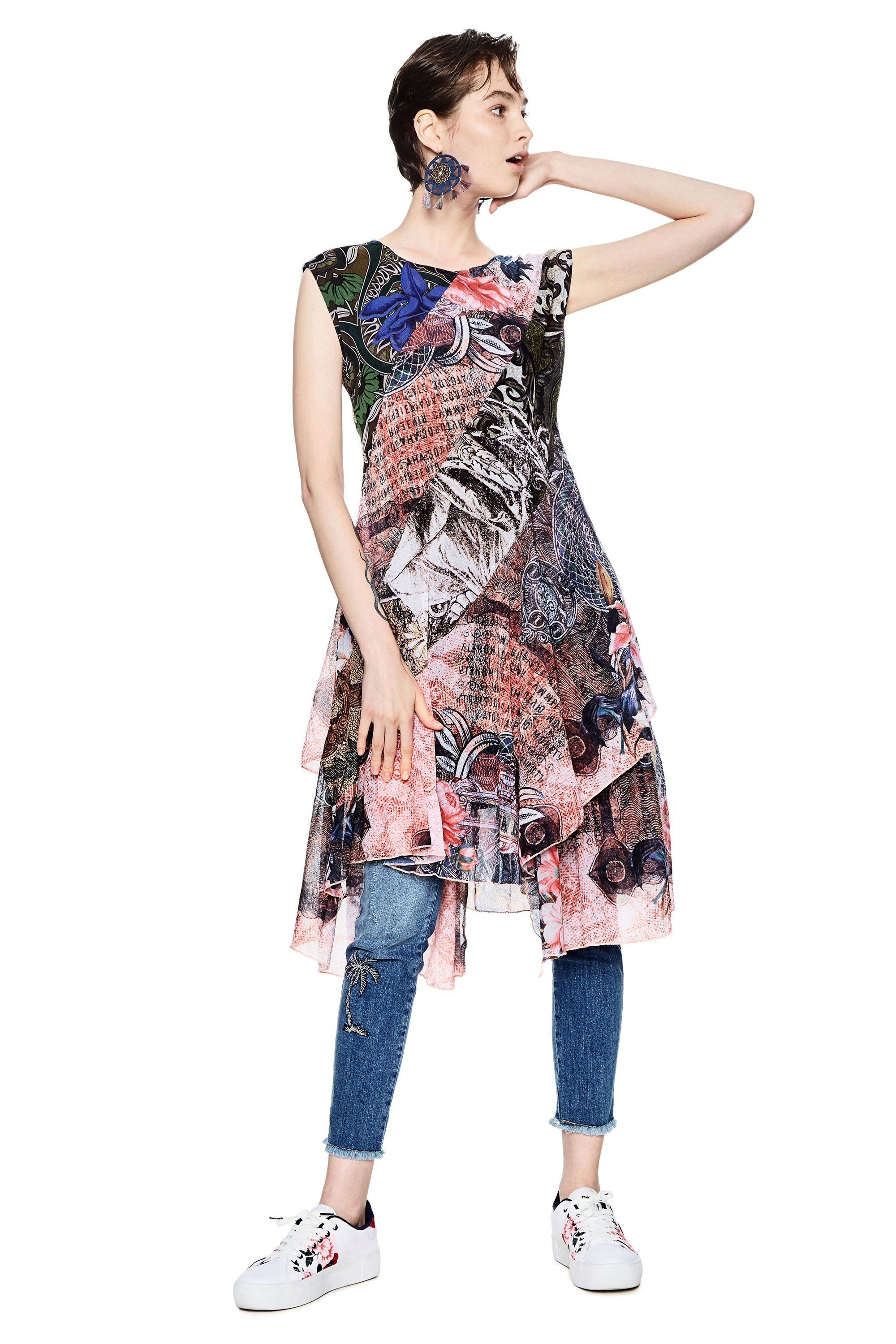 Dress My Sweetheart Desigual. Discover the spring-summer 2018 collection.  Free shipping and returns in-store! b11481aa9d