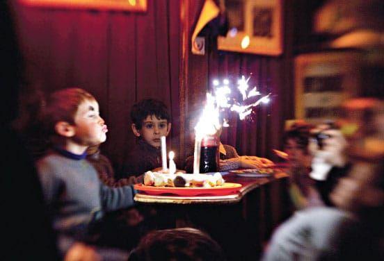 anniversaire cirque belleville