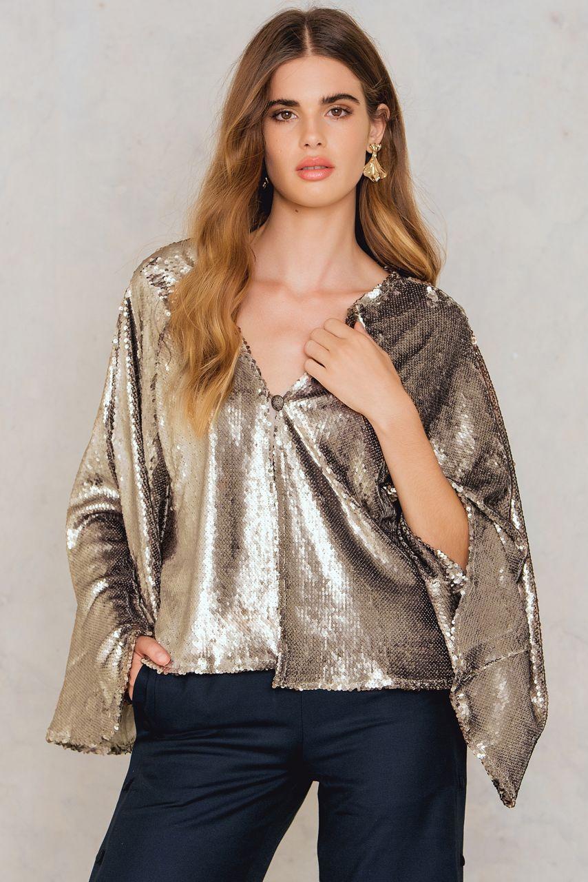 6c9f10aa0d Motel Gypsy Jacket - Gold