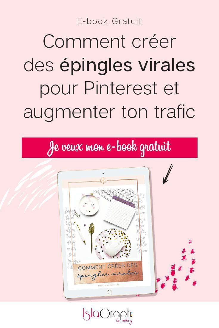 Design D Epingles Virales Pour Pinterest Astuce Pinterest Comment Creer Trafic