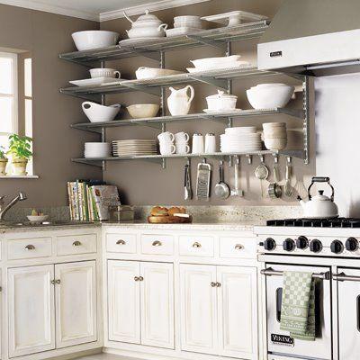 Open Kitchen Kitchen Storage Kitchen Trends Diy Kitchen