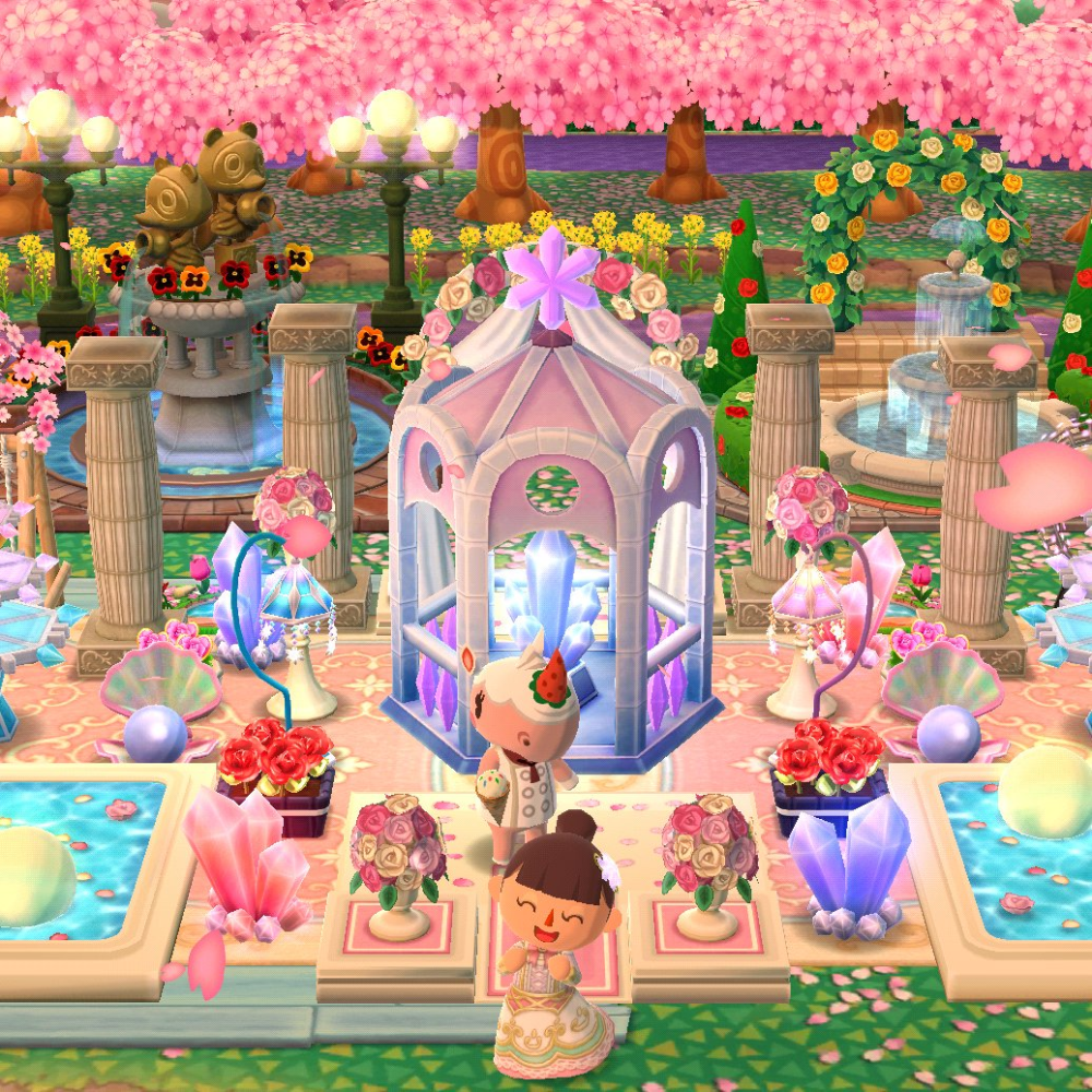 Crystal Dreams in 2020 Tea party theme, Animal crossing