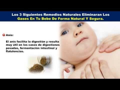 remedios naturales para los colicos del bebe