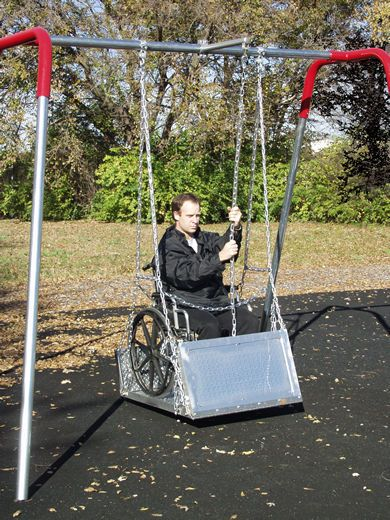 Playground Equipment For Special Needs Kids Special Needs Swing
